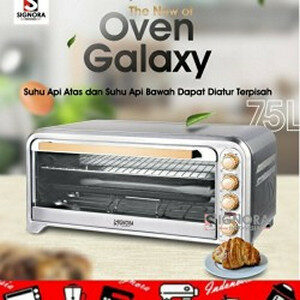 Review oven Signora Galaxy 60 liter