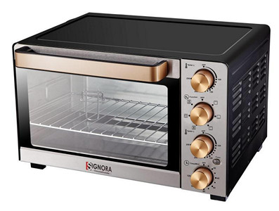 Review JUJUR! – Review Oven Signora Galaxy 60 Liter